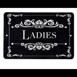 Accessories - Signs